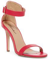 Breckelle's Sydney Ankle Strap Sandal