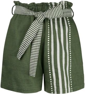 Lemlem Eshe high rise shorts