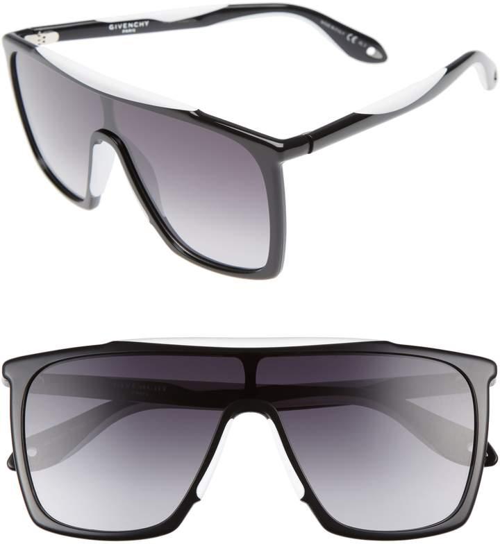 Givenchy 99mm Oversize Sunglasses