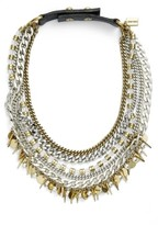 Jenny Bird Women's Talitha Multistrand Collar Necklace