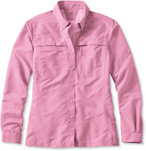 L.L. Bean Tropicwear Shirt, Long-Sleeve