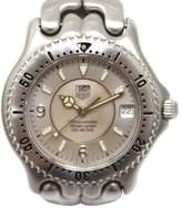Tag Heuer Sel WG 5112 Stainless Steel Automatic 40.2mm Mens Watch