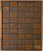Rejuvenation Hand-Made 36 Drawer Desk Organizer