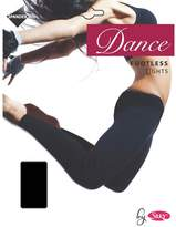 Silky Big Girls'Dance Footless Tights