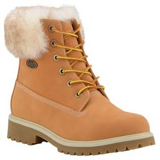 Lugz Women's Convoy Fur Chukka Boots