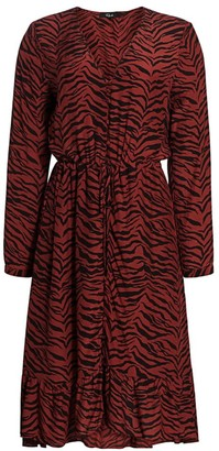 Rails Jade Tiger-Print Dress