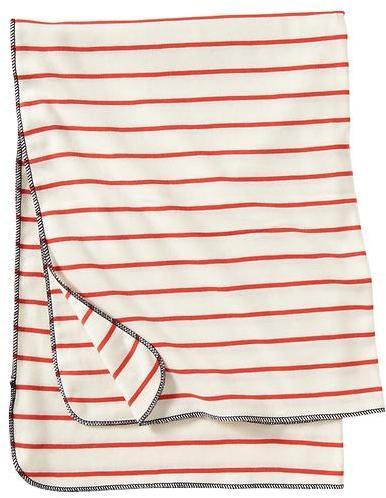 Gap Striped baby blanket