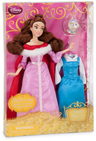 Disney Belle Singing Doll and Costume Set - 11 1/2''