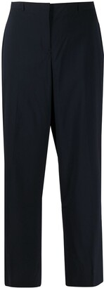 Jil Sander Pre-Owned 1990s Decor-Pleat Tailored Trousers