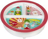 SugarBooger by O.R.E. Divided Suction Plate - Sweet & Sour