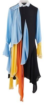 J.W.Anderson Silk shirt-dress