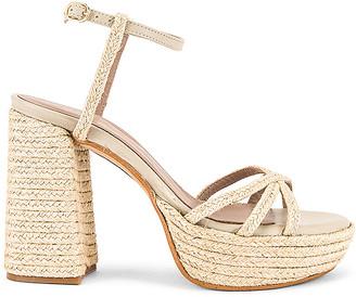 ALOHAS Carioca Platform Sandal