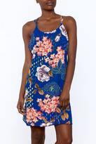 Everly Yumi Floral Dress