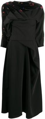 Chalayan Corset charm dress