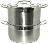 Berghoff 11QT. Hotel Line Deluxe Large Steamer Set (4 PC)