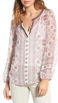 Ella Moss Women's Wayfair Silk Blouse