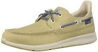Columbia PFG Men's Delray PFG Boat Shoe British tan