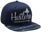 Lrg Men's Hustle Trees Script Snapback Hat