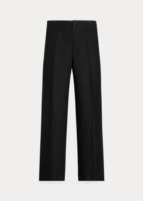 Ralph Lauren Linen Wide-Leg Pant