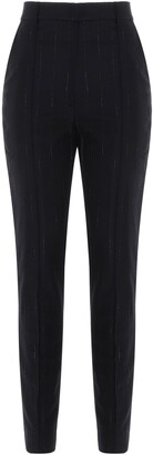 Ann Demeulemeester Low-Waisted Tapered Pants