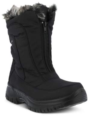 Spring Step Zigzag Snow Boot