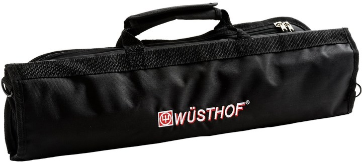 Wusthof @Model.CurrentBrand.Name Pro Culinary Knife Roll Set - 7-Piece