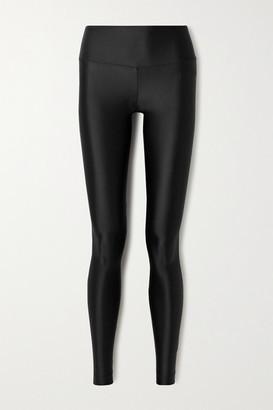 Cover Stretch Swim Leggings - Black
