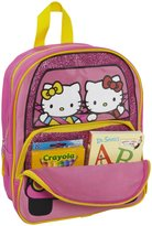 Hello Kitty FAB Starpoint 12 Toddler Backpack Just Being Kitty