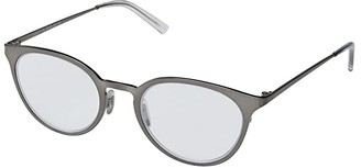 Eyebobs Jim Dandy (Matte Silver) Reading Glasses Sunglasses