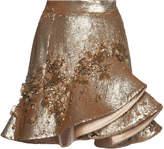 Ralph & Russo Mini Beaded Skirt
