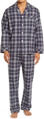 Majestic International Fairbanks Flannel Pajamas