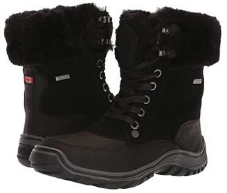 Pajar Abbie (Black) Women's Shoes