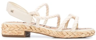 Sam Edelman Cristan braided sandals