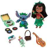 Disney Animators' Collection Lilo & Stitch Mini Doll Play Set - 5''