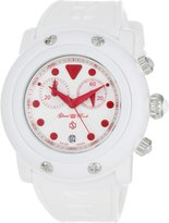 Glam Rock Women's Miami Beach Chronograph Dial Silicone Watch GLAMROCK-GR61105