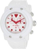 Glam Rock Women's Miami Beach Chronograph Dial Silicone Watch GLAMROCK-GR61105