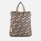 Orla Kiely Women's Backpack - Printed Daisy