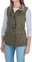 Max Jeans TENCEL® Anorak Vest (For Women)