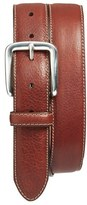 Bosca Men's Washed Leather Belt