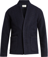 TOMORROWLAND Closed-collar wool-blend jacket