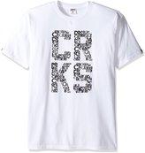 Crooks & Castles Men's La Coca T-Shirt