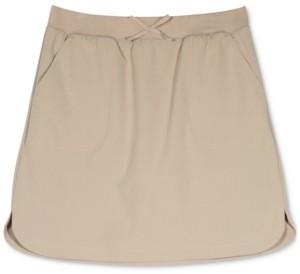 Nautica Big Girls Plus-Size Curved Hem Scooter Skirt