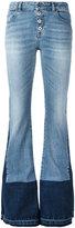 Roberto Cavalli flared jeans - women - Cotton/Spandex/Elastane - 38