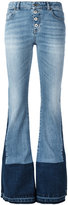 Roberto Cavalli flared jeans - women - Cotton/Spandex/Elastane - 42