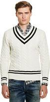 Ralph Lauren Wool Cricket Sweater