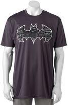 Big & Tall DC Comics Batman Logo Tee