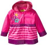 Western Chief Little Girls' Blossom Cutie Rain Coat