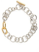 Alexander Wang Women's Toggle Link Necklace