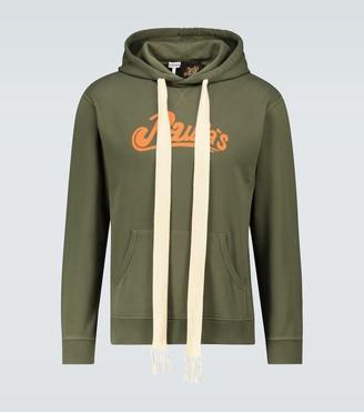 Loewe Paula's Ibiza hooded sweatshirt