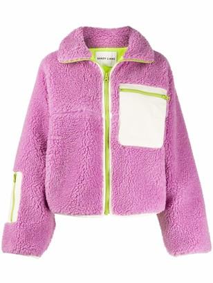Sandy Liang Ponyo Fleece Jacket